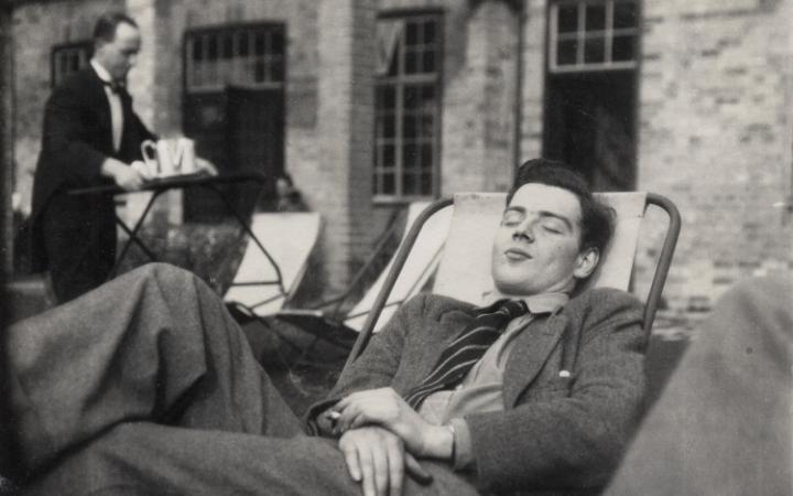 Родившийся с золотой ложкой во рту, Гай Бёрджесс стал настоящим бриллиантом для советских спецслужб