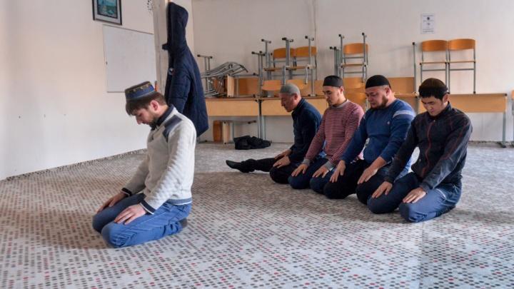 На Сортировке начались работы на участке, где собираются строить мечеть