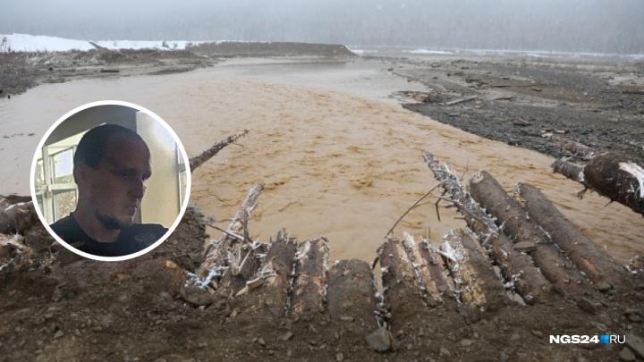 «Когда вынырнул, от балка остались одни щепки»:история спасенного после прорыва дамбы