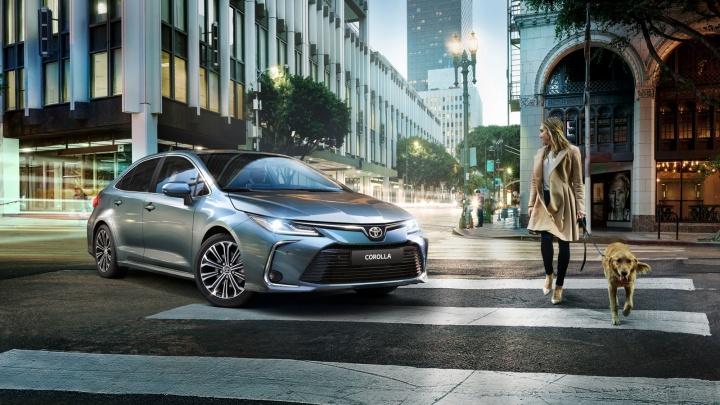 Ломает систему: как Toyota Corolla «ворвалась» в бизнес-класс