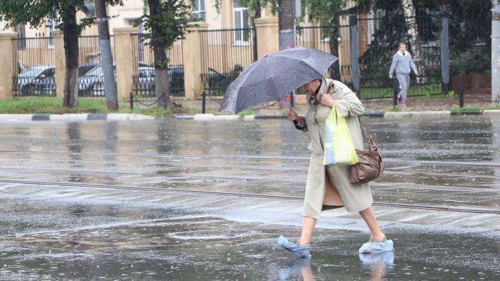 Экстренное предупреждение: да-да, в Нижнем Новгороде снова ожидаются грозы и град