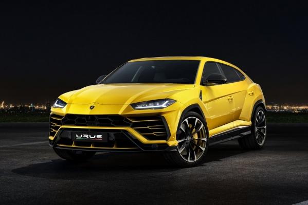 Lamborghini Urus разгоняется как спорткар