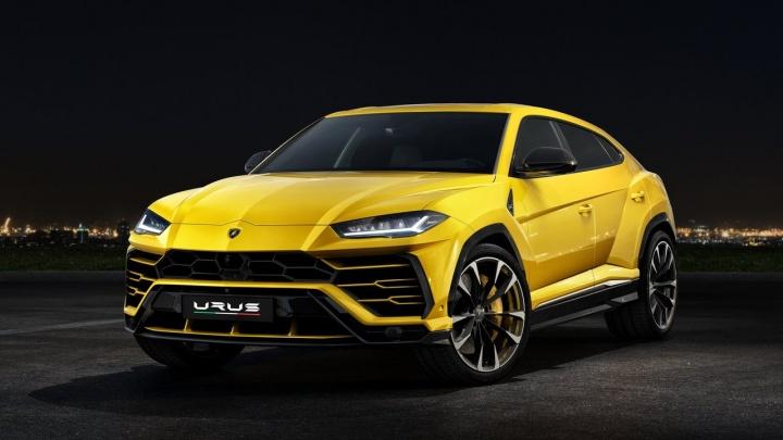 Новосибирец купил кроссовер Lamborghini Urus за 16 миллионов