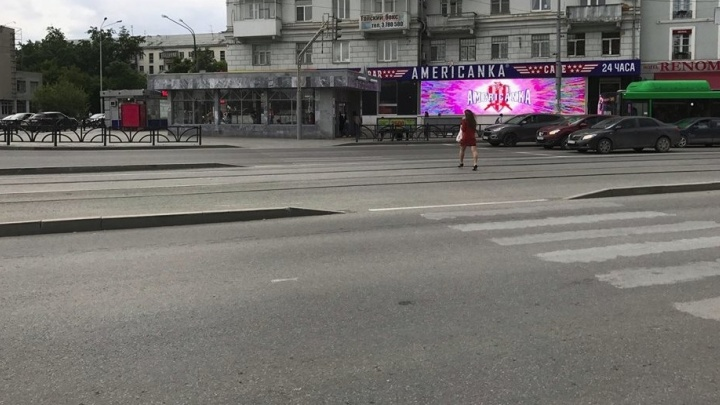 """""""Сливают наследие Липовича?"""": на перекрёстке у цирка убрали наземный переход"""