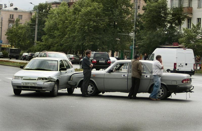 Европротокол экономит время, но водители должны решить, кто же всё-таки виноват