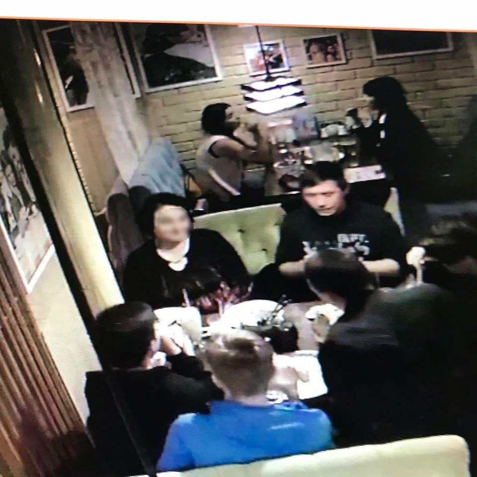 Эти фото из ресторана «Япона мама» на Радищева