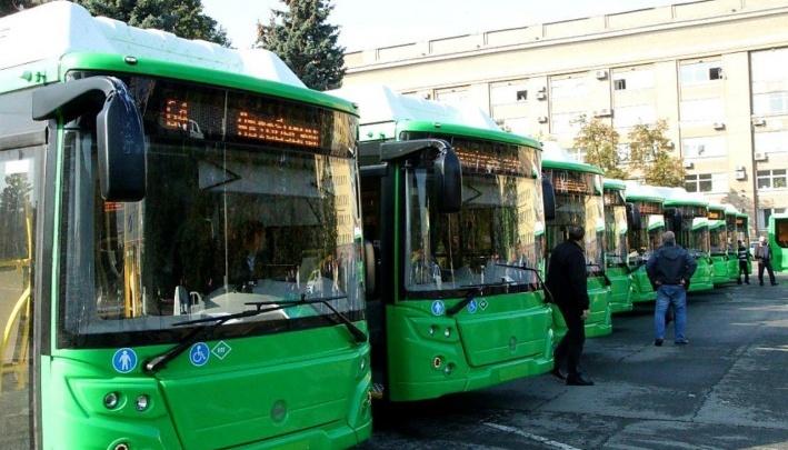 Власти Челябинска запланировали новые закупки транспорта. В списке есть электробусы