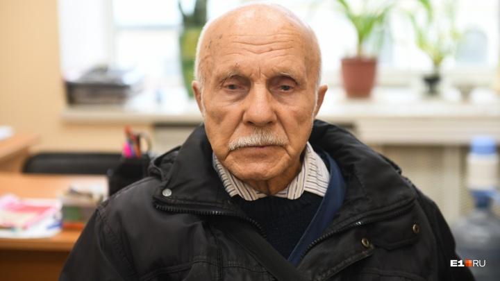 «Сына принудительно выселят из комнаты»: новые подробности в деле дедушки, которого избивают в семье