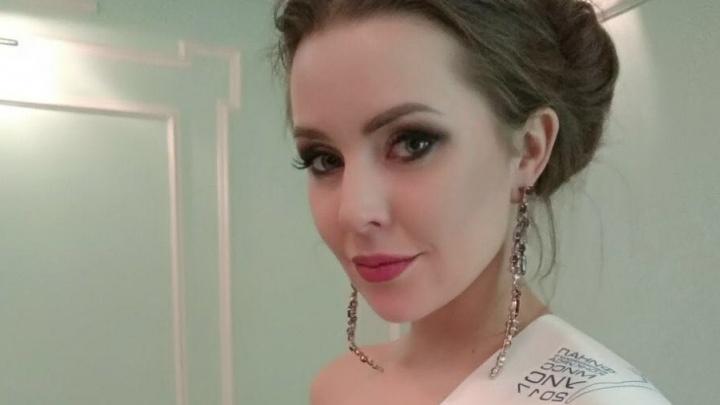 Свердловчанка стала первой вице-мисс на конкурсе самых красивых сотрудниц колоний