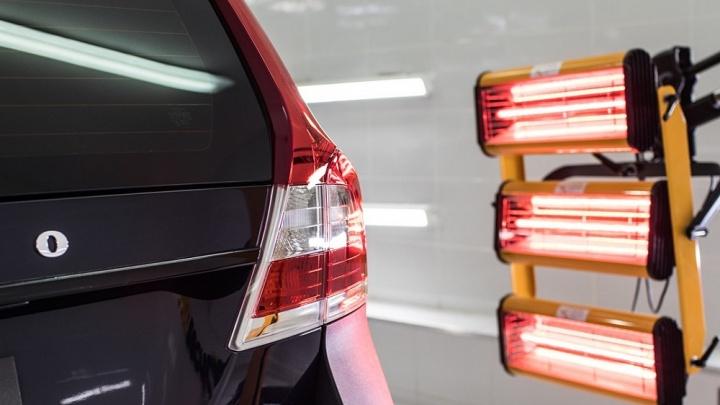 В 2019 году на дорогах не останется битых машин: кузовной ремонт стали предлагать от 500 рублей
