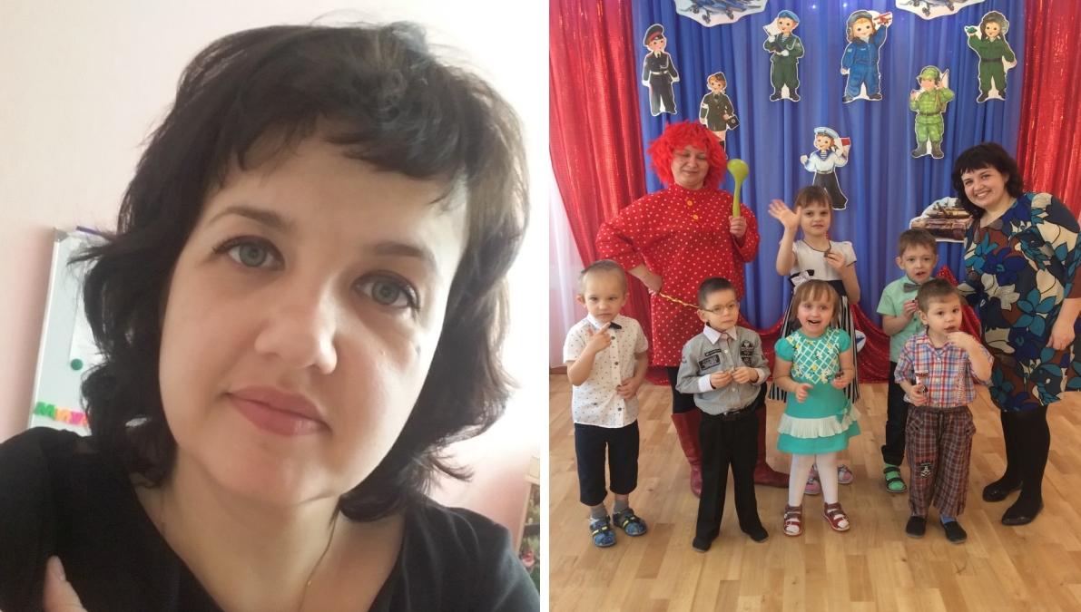 Татьяна Сопинская мечтает открыть в детском саду ресурсный центр по работе со слепоглухими ребятишками
