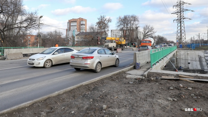 Потратили 820 миллионов: власти Ростова отчитались о завершении ремонта городских дорог