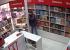 Камера сняла, как мужчина разгромил магазин настольных игр в «Мегаполисе» и украл смартфон