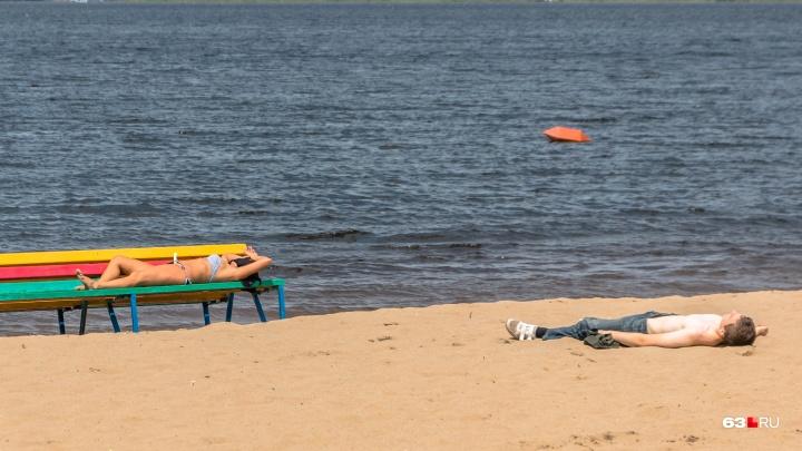 Нужны туалеты и душ: в Самаре определили топ лучших пляжей