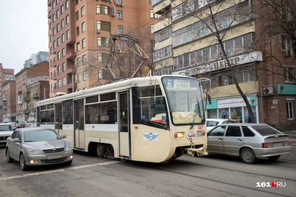 Организовывать выделенку для трамваев на Горького не будут
