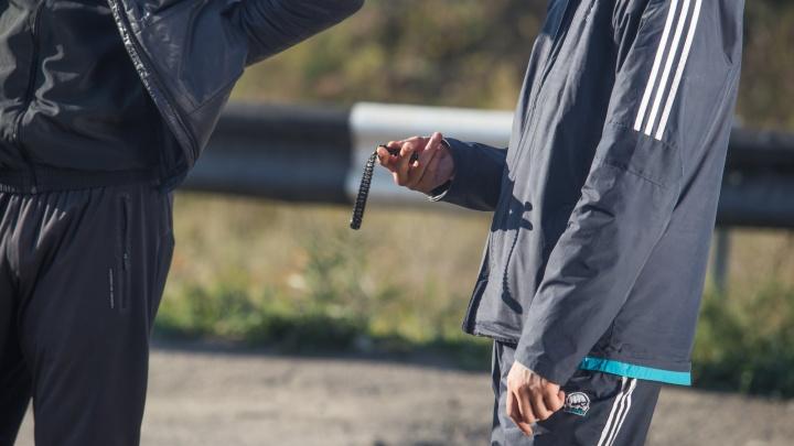 Некуда бежать: новосибирец, избивший бойца Росгвардии, сам пришёл в полицию