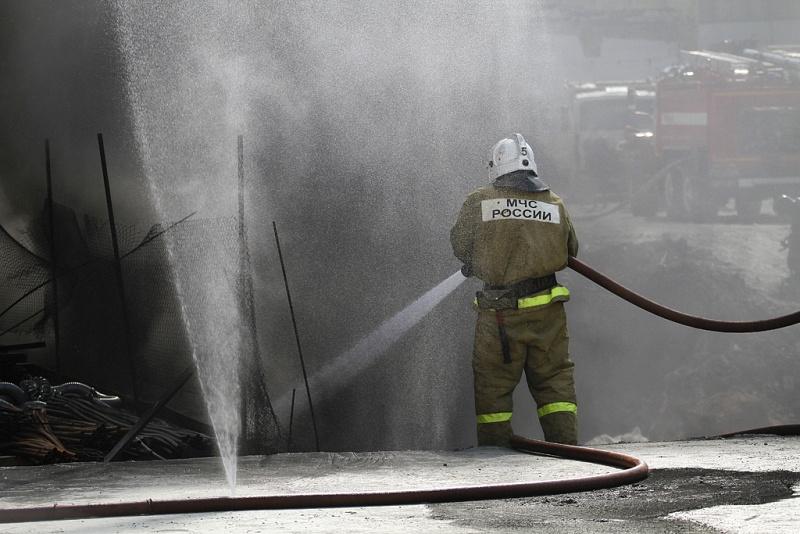 В Кусинском районе с начала года сгорели девять домов