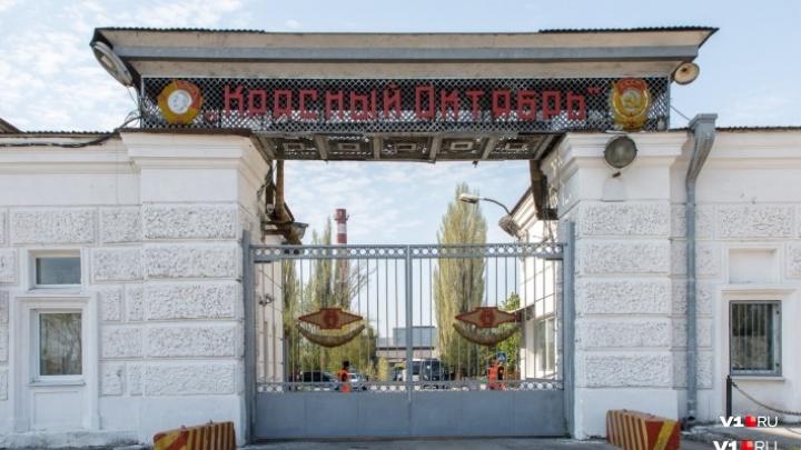 В Волгограде охрана «Красного Октября» напала на фотографа V1.RU