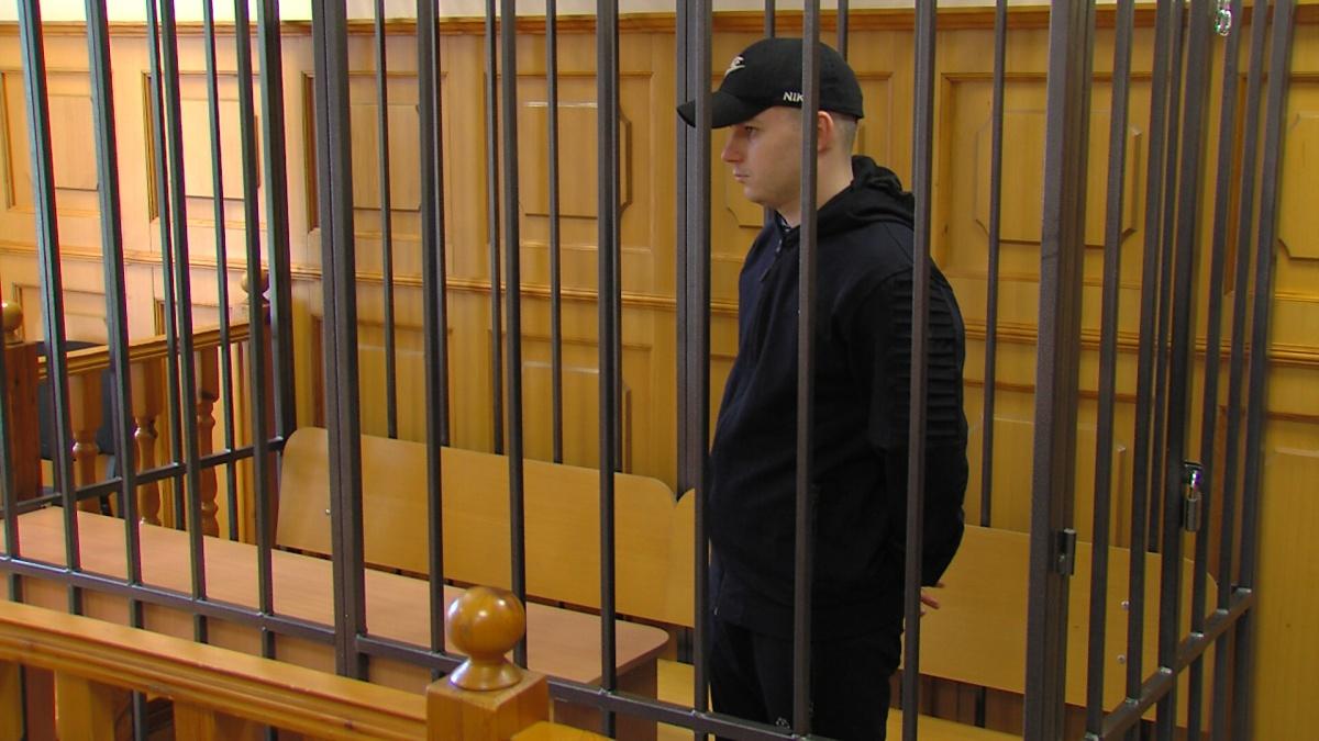Александр Магиленец во время следствия и в суде полностью признал вину