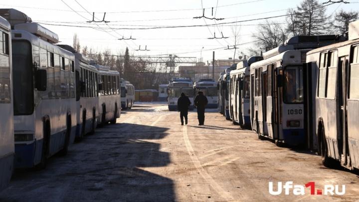 Мэр Уфы рассказал, как можно спасти общественный транспорт