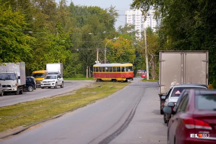 В воскресенье, 25 августа, движение трамваев возобновится по обычным маршрутам