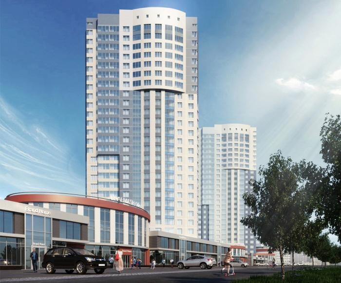 На старте продаж можно выбрать квартиру на нужном этаже, подходящей планировки и по выгодной цене