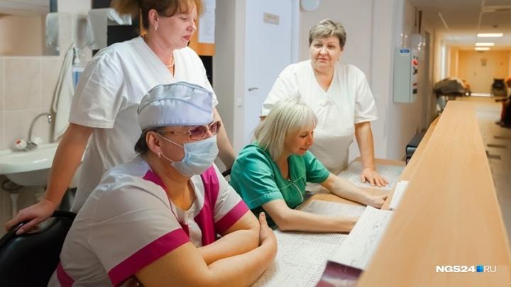 Показываем реальные зарплаты красноярских врачей в одной картинке