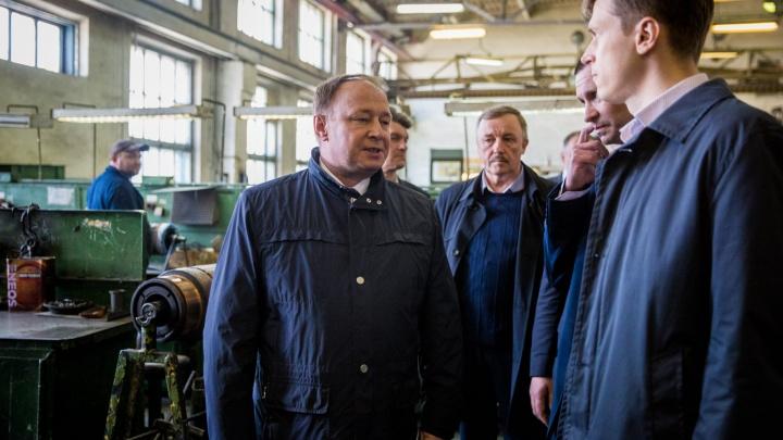 Уволен директор «Горэлектротранспорта»