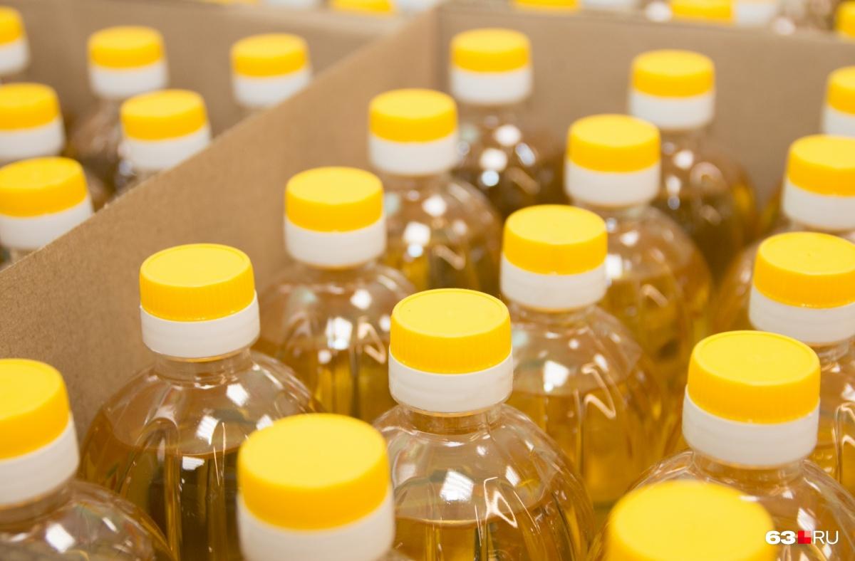 Нарушители продавали продукты в упаковке без маркировки
