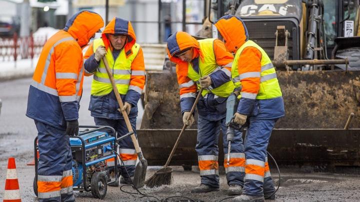 Мэрия Ярославля не знает, сколько потратит в этом году на ремонт дорог