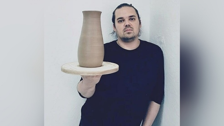 Пермяков просят помочь в поисках пропавшего художника-керамиста Дениса Григораша