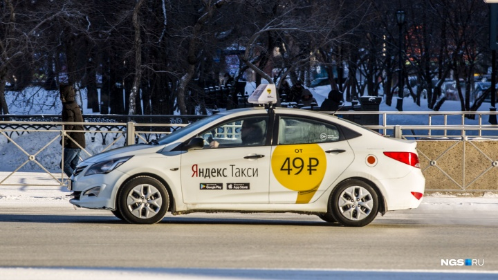 Взял в заложники вещи и требовал выкуп: водитель «Яндекс.Такси» захотел наличных после оплаты безналом