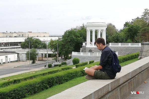 Волгоградской молодежи скучно в своем городе