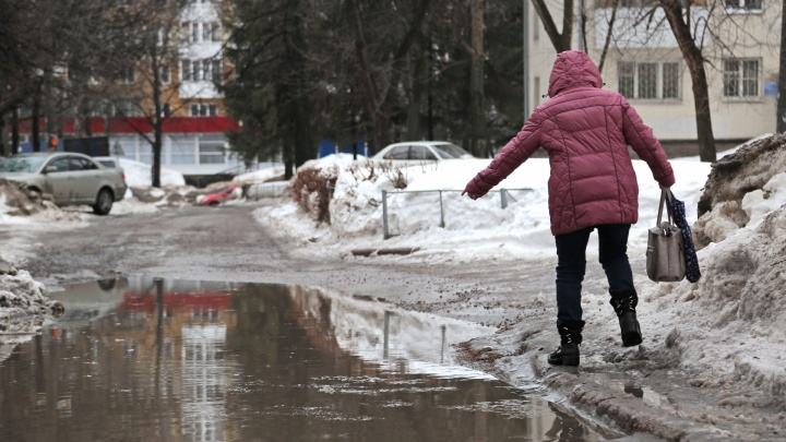 Март отжигает: весна в Уфе побила температурный рекорд за четыре года