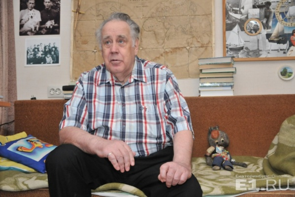 Владислав Крапивин скоро отметит 80-летний юбилей