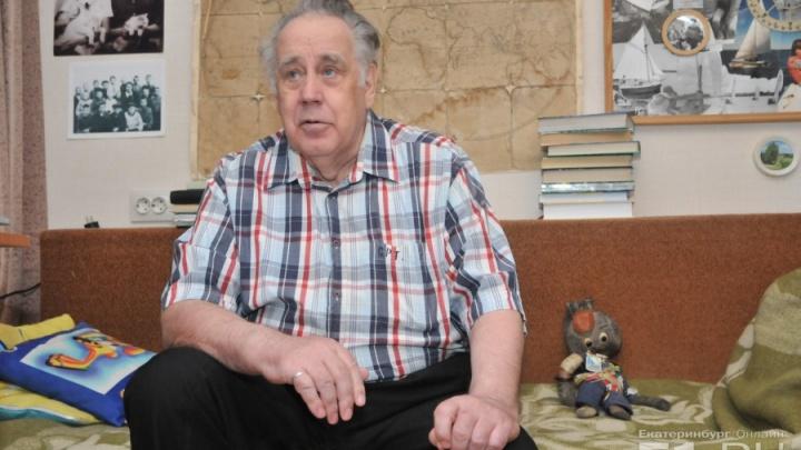 Тюменскому писателю Владиславу Крапивину отказали в звании почётного жителя Севастополя из-за Путина