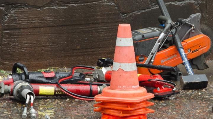 Водителей предупредили о перекрытии улицы на все выходные