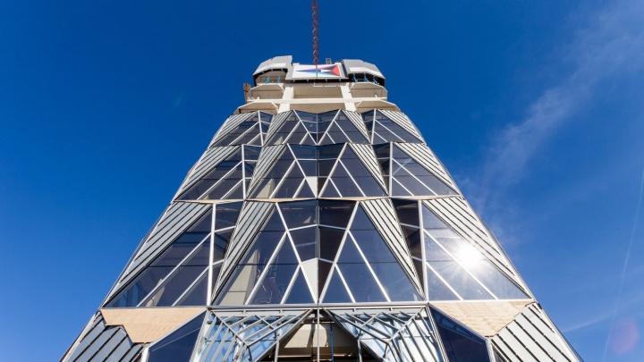 Таких зданий в России ещё не строили: как будет выглядеть изнутри уральская башня-бриллиант
