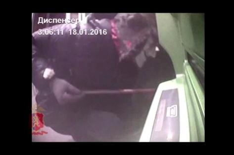 Группа из 7 человек вскрывала банкоматы от Москвы до Красноярска