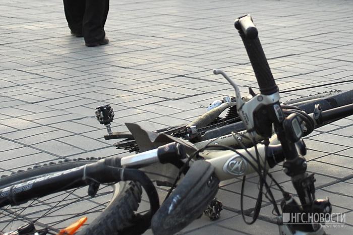 Водитель сбил 9-летнего велосипедиста