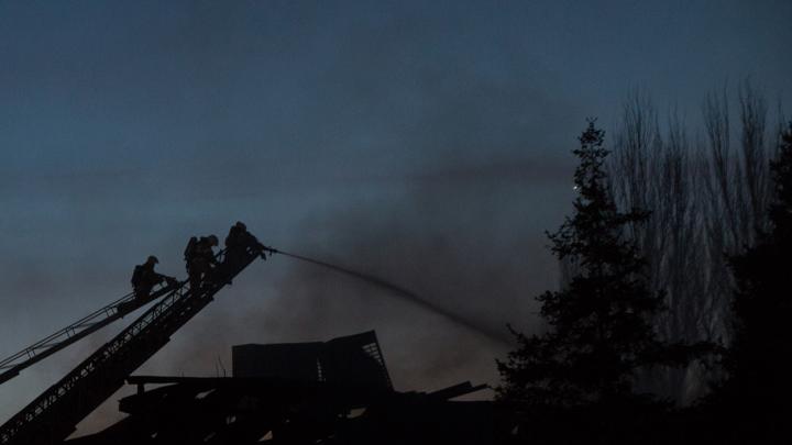 «Ожог второй степени»: в Сызрани школьница пострадала при пожаре в жилом доме