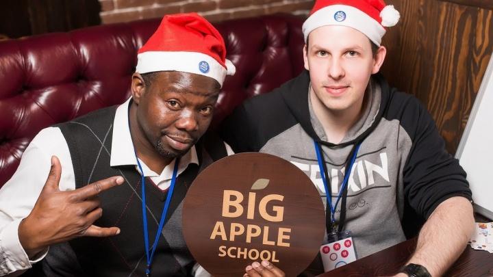 5 индивидуальных уроков английского с носителями языка — бесплатно: языковой центр BigAppleSchool дарит подарки на Новый год