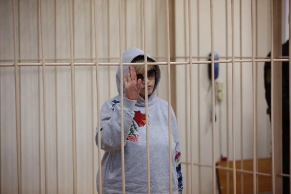 Ирину Бойцову задержали два дня назад вместе с супругом