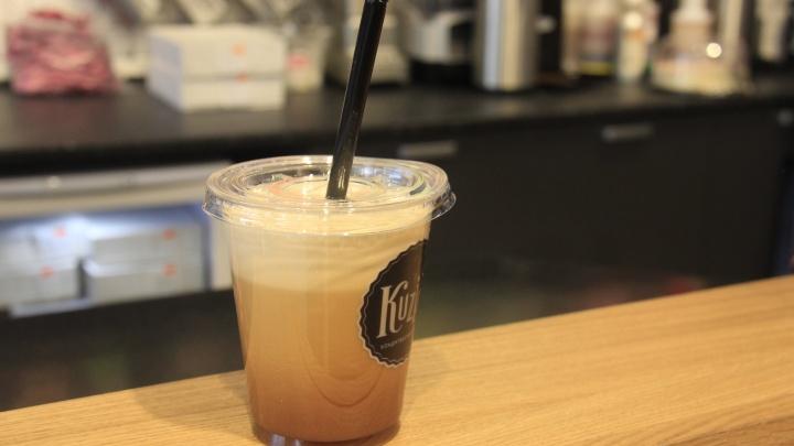 Нитро-ускоритель: новосибирская сеть кондитерских начала продавать кофе, приготовленный на азоте