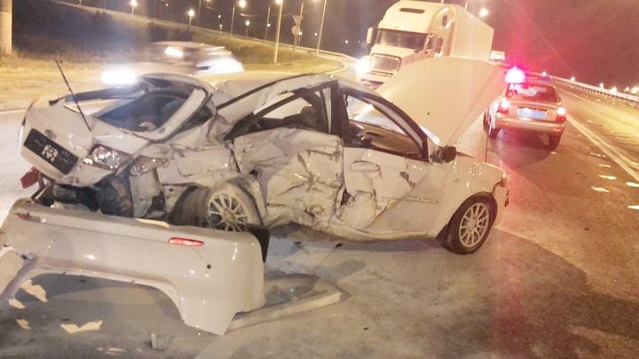 В полиции рассказали, кто стал виновником смертельного ДТП с «бумажной»Chevrolet в Тольятти