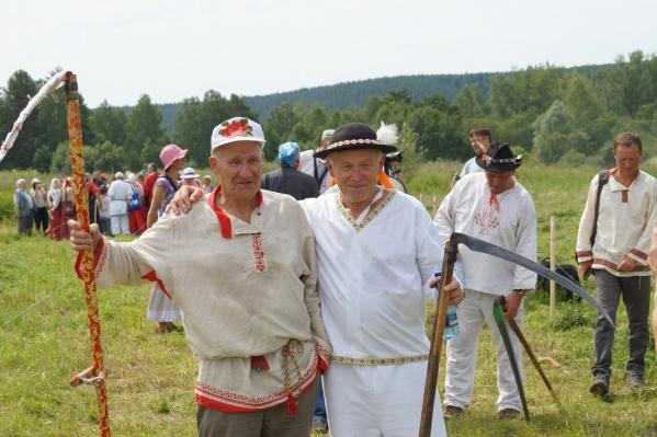 Участники из России и Словакии