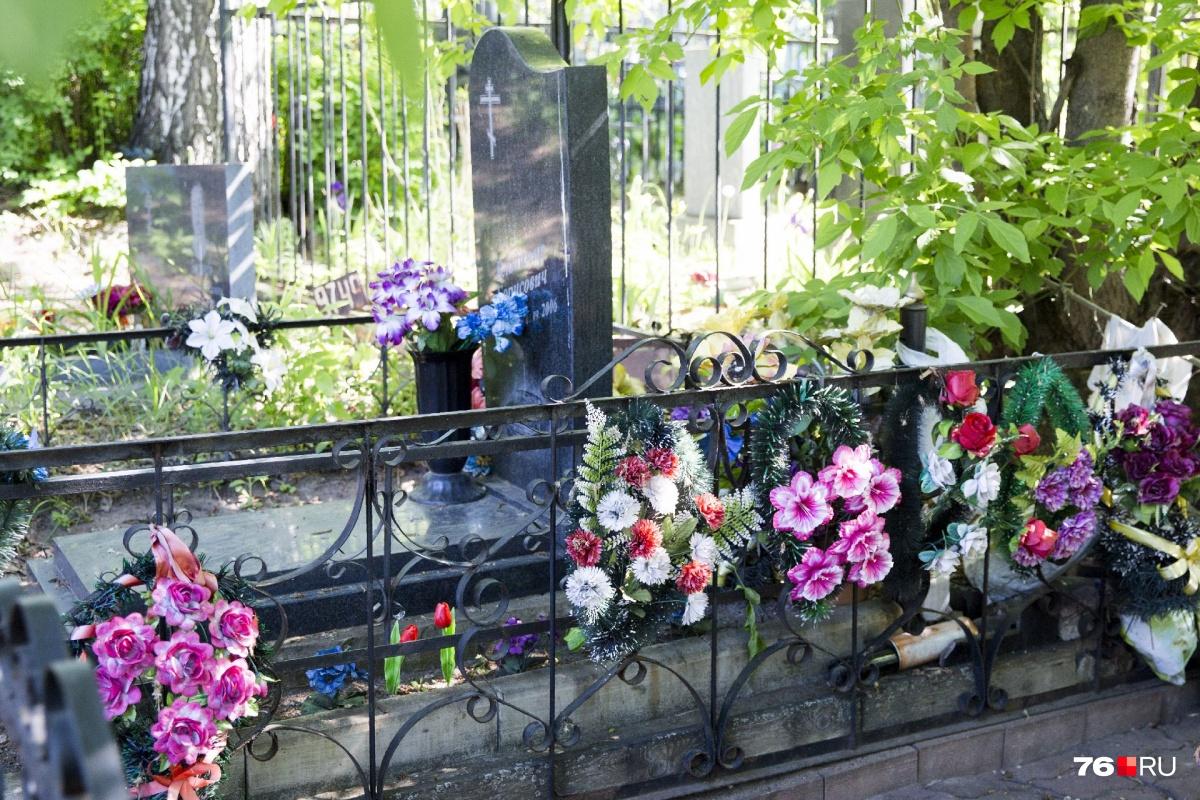 Сейчас в Ярославле работает лишь одно кладбище