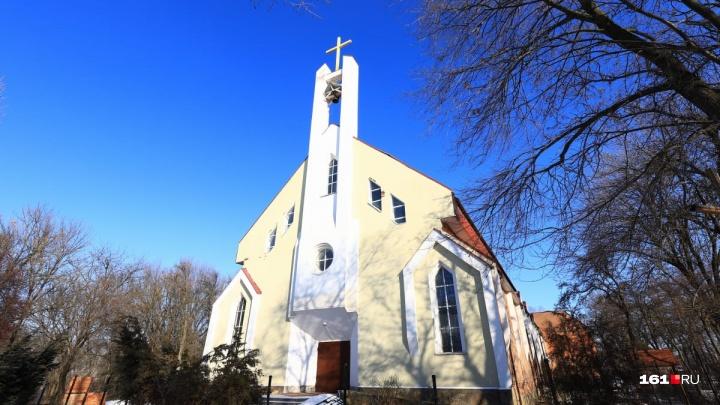 Католический приход в Ростове могут закрыть из-за долгов