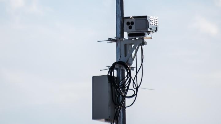 На тюменских дорогах станет больше участков с камерами