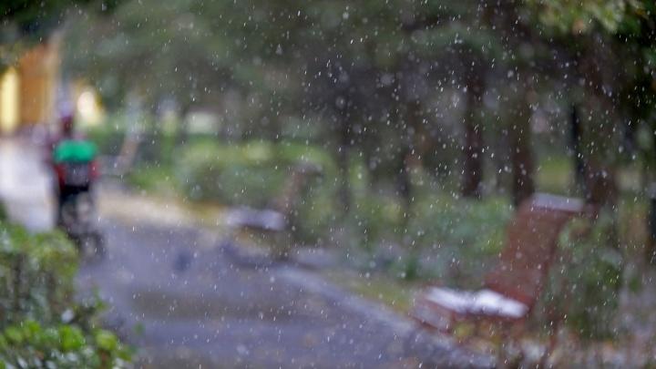 Неустойчивая погода: Башкирию накроют снег с дождём